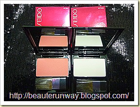 shiseido spring luminizing face colour close