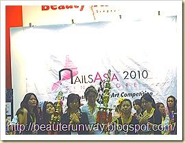 NAIL ASIA 2010 ACYRIC WINNER