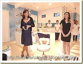 bliss spa sephora singapore presentation
