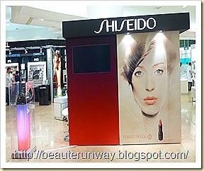 shiseido taka launch
