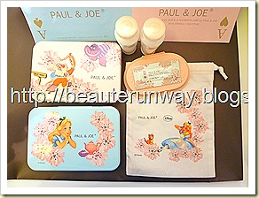 Paul & Joe Alice In Wonderland Disney collec tion and Gift