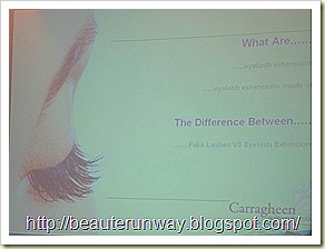 carragheen lash extension