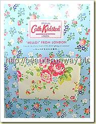 cath kidston tissue case back