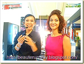 dior ultra addict gloss Make up demo 8