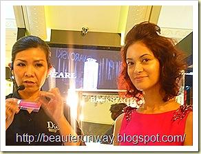 dior ultra addict gloss Make up demo 2