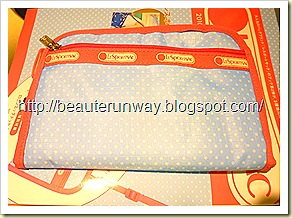 le sportsac pink case