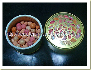 guerlain Meteorites pink fresh beaute runway
