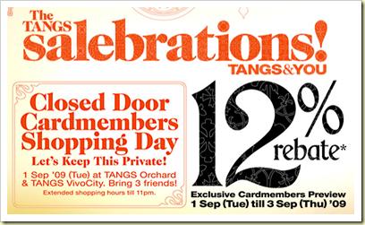 tangscloseddoorsale