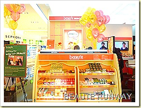 Benefit Wow your Brows at Sephora Ion Orchard !