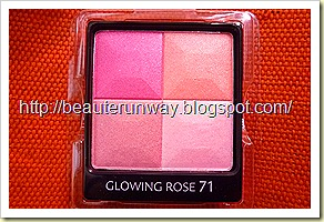 Givenchy Christmas 09 Limited Edition Blusher in Glowing Pink