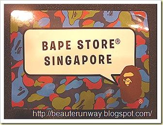 Bape Singapore