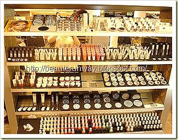 Topshop Makeup in Singapore !