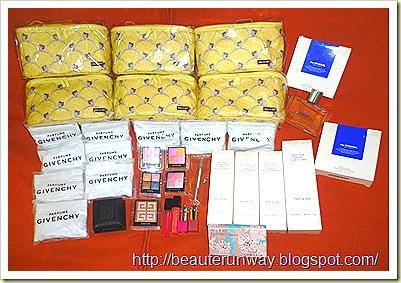 Paul & Joe, Givenchy Makeup  Perfume sale haul