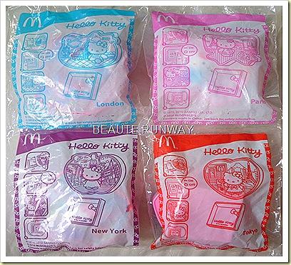 Hello Kitty X McDonalds