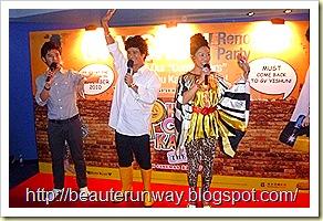 Phua Chu Kang Movie Gurmit & Irene