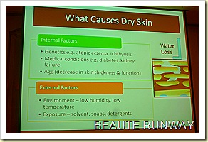 Causes of Dry Skin