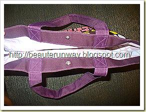 Cher Tote Bag button