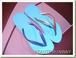 The lIttle Things She Needs Fun Flops Beaute Runway