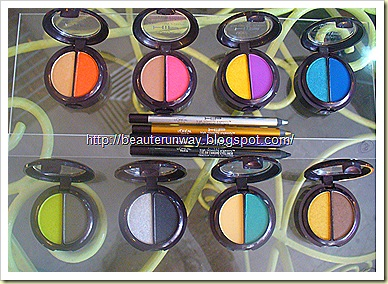 L'Oreal High Intensity Pigments Eyeshadow
