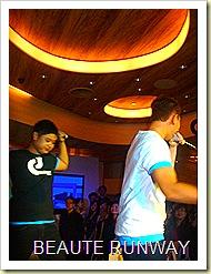 dENiZEN Singapore Launch rappers