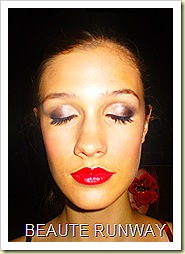 Dior Rouge Close up
