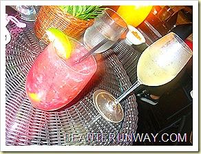 Cocktails -Lantern at Fullerton Bay