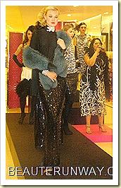 Tangs Fashion Show I am Woman Stunning Dress