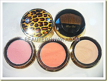 Hope Girl Blushers collection