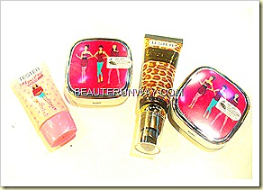 Hope Girl Bb creams and Pink Diva UV Blooming Pacts