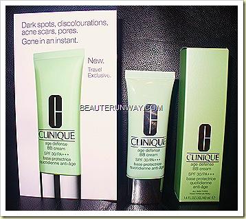 CLINIQUE Age Defense Blemish Balm Cream SPF 30PA