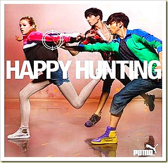 PUMA Happy Hunting Singapore