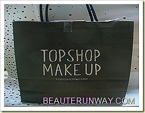 Topshop Makeup Singapore