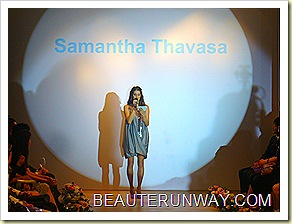 Samantha Thavasa PreLaunch Party