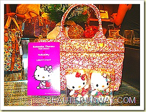 Samantha Thavasa Hello Kitty Liberty bag Petit choice
