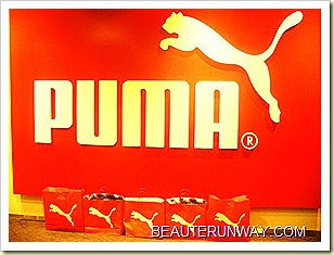 PUMA SINGAPORE X BEAUTE RUNWAY