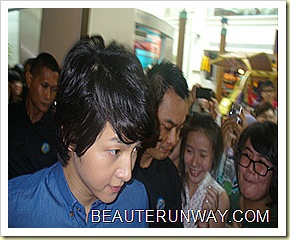 Song Joong Ki Tony Moly Bugis Junction
