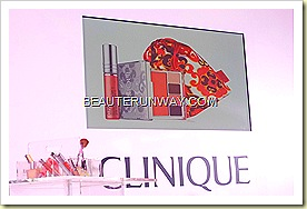CLINIQUE Pretty in Prints