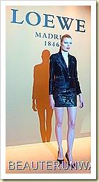 Loewe Spring Summer 2011  Press Presentation Look 14