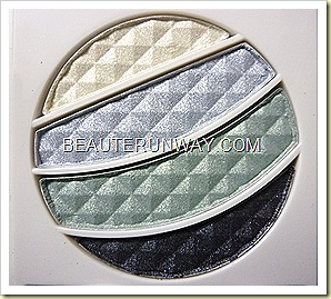 Nanairo Eyeshadows Green Blue  Japan Kirakira Liang Court SIngapore