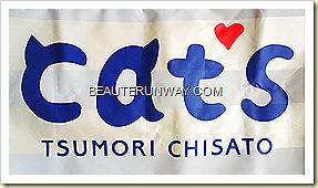 Tsumori Chisato CATS bags