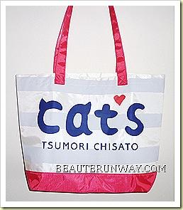 Tsumori Chisato CATS tote  bag