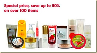 Boots special - save up to 50% off