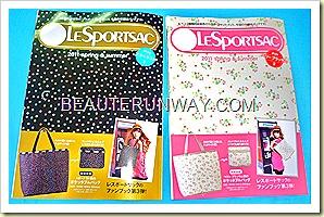 LeSportsac tote bag Spring Summer 2011