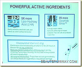 VICHY BI-WHITE REVEAL SPOT INTERVENTION with vitamin C, LHA and ceraide white