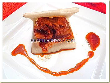 Old Hong Kong Legend Michelin Chef Sui Hong Signature Braised Pork Belly 瑞康极品东坡肉