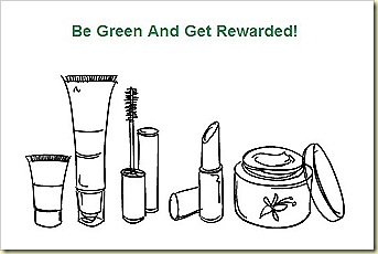 Tangs Recyle & Redeem Beauty Voucher Earth Day