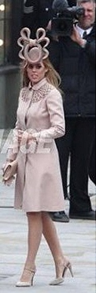 Princess Beatrice Hat Philip Treacy