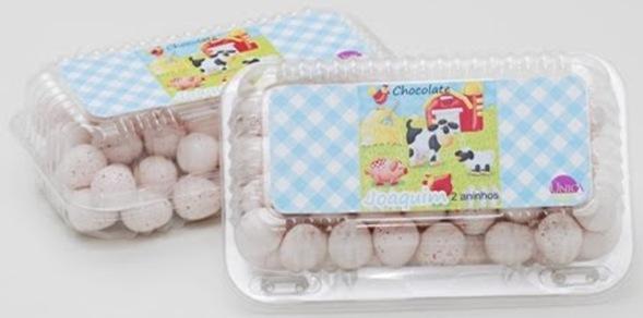 fazendinha - grade plastica com ovinhos