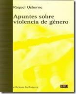 Apuntes sobre la violencia de genero