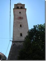 Clock tower, Skradn, Croatia